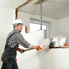 Перепланировка. Советы по вырубке несущих стен.