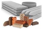 Изделия из бетона, кирпич, блоки