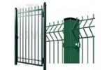 Сварные ограждения, ворота