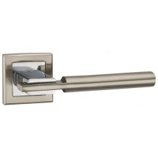 Ручка раздельная Punto CITY QL SN/CP матовый никель/хром