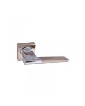 Дверная ручка NEW KEDR R08.142-AL-SN/CP