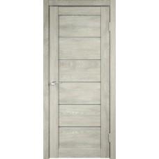 Межкомнатная дверь Velldoris Linea 1X Дуб Шале Седой Экошпон
