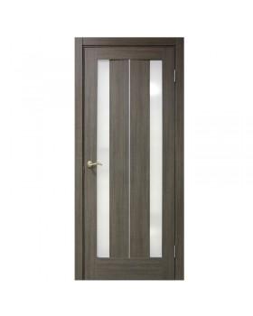 """Дверное полотно """"Стелла"""" мокко (80 см)"""