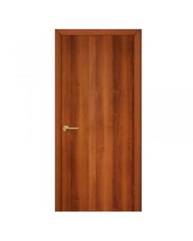 """Дверное полотно """"ОМиС"""" глухое орех 90 см х 2 м"""