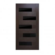"""Межкомнатные двери (полотно) """"Домино"""" 80 см СС"""