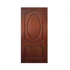 """Межкомнатные двери """"Оливия"""" шпон ПГ орех (полотно) 80 см"""