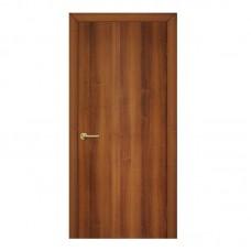 """Межкомнатная дверь """"ОМиС"""" Лика (90 см) ПГ орех (полотно)"""