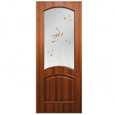 """Межкомнатные двери """"Адель"""" Омис (полотно) орех ПО"""