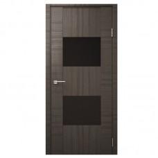 Межкомнатные двери (полотно) Cortex deco 03 дуб ash line (80 см)