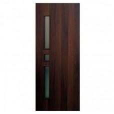 Межкомнатные двери (полотно) Комфорт орех (80 см) 2 м
