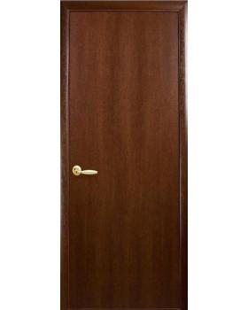 """Межкомнатные двери Экошпон """"Стандарт"""" орех 3D К70"""
