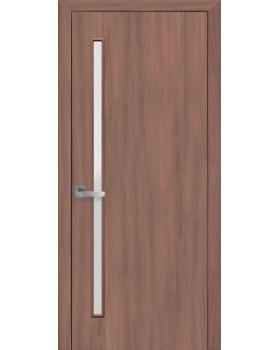 """Дверное полотно Новый Стиль """"Глория"""" ольха 3D К70"""