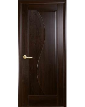 """Дверное полотно Новый Стиль """"Эскада"""" каштан К80 + GR1"""