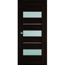 """Дверное полотно Новый стиль """"Лилу"""" орех 3D К80"""