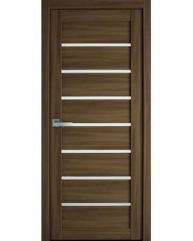 """Дверное полотно Новый стиль """"Леона"""" ольха 3D К80"""