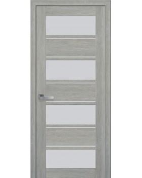 """Дверное полотно Новый стиль """"Элиза"""" дуб дымчатый К60"""