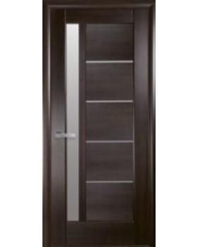 """Дверное полотно Новый Стиль """"Грета"""" каштан К 60"""