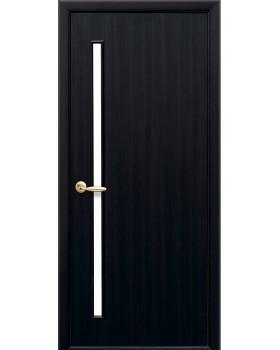 """Дверное полотно Новый Стиль """"Глория"""" венге DeWild К60"""