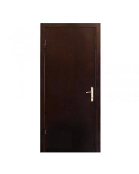 """Дверь входная металлическая """"Zimen"""" (860 мм) левая"""