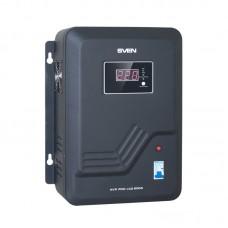 """Стабилизатор напряжения """"SVEN"""" AVR PRO LCD 8000 (6,4 кВт)"""