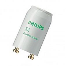 Стартер для люминесцентных ламп S2  4-20 W Philips