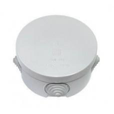 Распределительная коробка  (105х105х50 мм), круглая