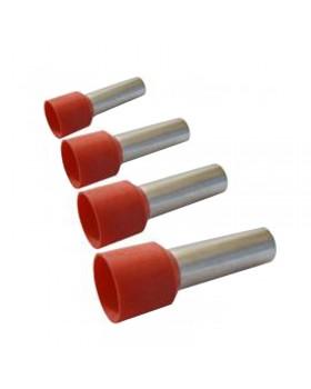 Наконечники кабельные трубчатые НТ 6,0-12 (кв.мм-мм)