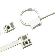 Стяжка кабельная с площадкой под винт CHS-150 MT (100 шт.)