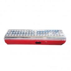 Светильник светодиодный аккумуляторный SW-6660L RD