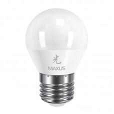 Лампа светодиодная LED G45 FM 4W 4100K 220V E27