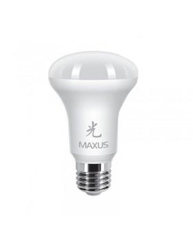 Лампа светодиодная Maxus LED R50 5W 4100K 220V E14