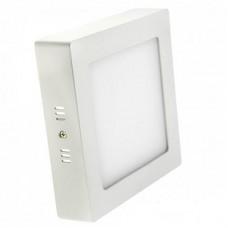 Светильник потолочный светодиодный накл. Lezard квадр. 18Вт, 225х225мм