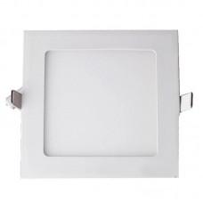 Светильник потолочный светод. Lezard квадратн. 6Вт, 4200К, 470 люмен