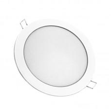 """Светодиодная панель """"Lezard"""" круглая встраиваемая 6 Вт, 6400 К, (d120/d107)"""