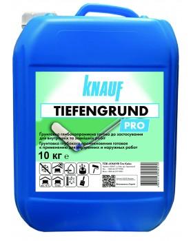 Грунтовка Тифенгрунд (KNAUF Tiefengrund) Украина 10 кг