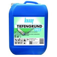"Грунтовка ""KNAUF"" Tiefengrund (5 кг)"