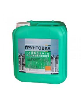 Грунтовка глубокопроникающая ЭКО (10 л)
