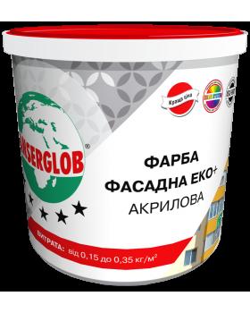 Фасадная акриловая краска ANSERGLOB ЕКО+ (28 кг)