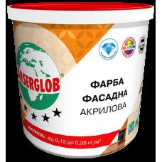 Фасадная акриловая краска ANSERGLOB (28 кг)