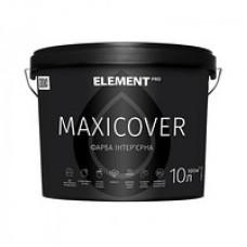 Краска интерьерная Element PRO Maxicover База А 10 л