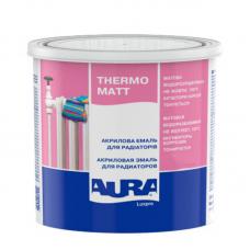 Эмаль д/радиаторов матовая Aura luxpro  Thermo Matt 0.45л