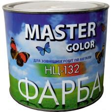 Краска НЦ-132 желтая 2 кг MASTER COLOR