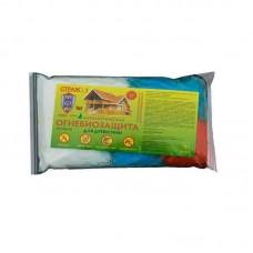Огнебиозащита для древесины «СТРАЖ-1» сухой концентрат (1 кг)