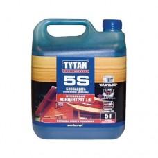 Защита для дерева Tytan 5S (максибиозащита) концентрат зеленый (5 кг)