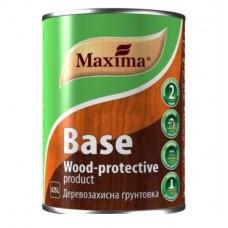 Грунтовка деревозащитная Maxima Base 0.75л