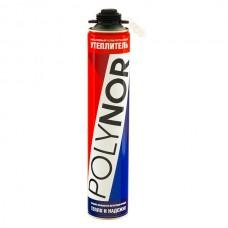 Пена напыляемый полиуретановый утеплитель проф. Polynor (1000 мл)