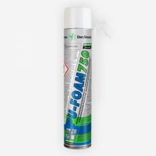 Пена монтажная пена Den Braven PU-Foam HH B3 (750 мл) ручная