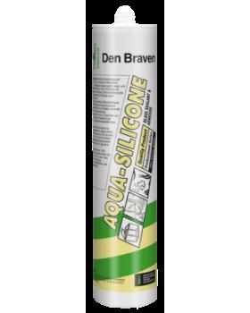 Den Braven Aqua-Silicone (300 мл) силиконовый клей-герметик для аквариумов