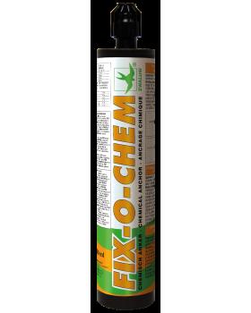 Клей химический анкер Den Braven Fix-O-Chem серый 280 мл (без стирола)