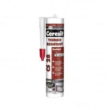"""Термостойкий герметик """"Ceresit"""" CS28 300 мл"""